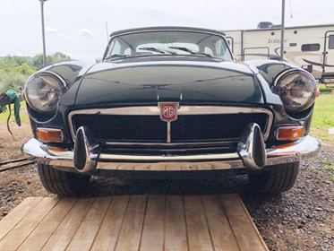 The Roadster Factory—Triumph and MG Car Restoration Parts