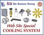 Graphic for Cooling System components on sale