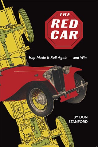 Photo of The Red Car book